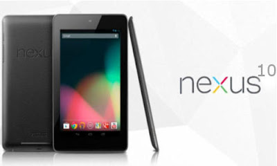 Google Nexus 10 Full Specifications and Details