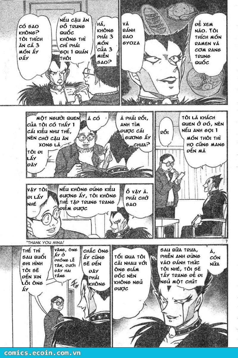 Detective Conan - Thám Tử Lừng Danh Conan chap 591 page 7 - IZTruyenTranh.com
