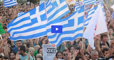 IN ENGLISH: Greece votes on high-stakes bailout referendum