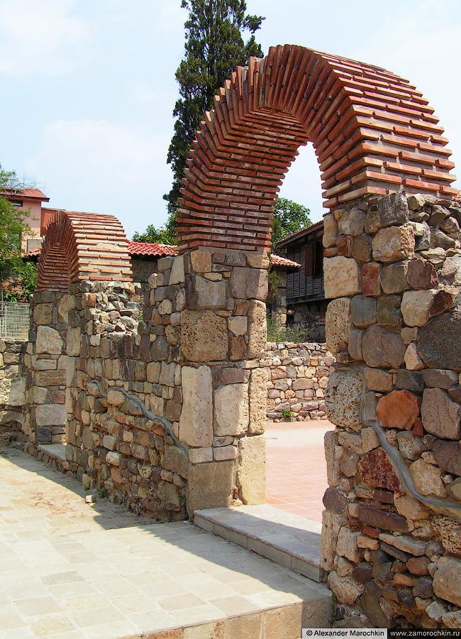 Крепостные стены Созополя (Болгария) | The city walls in Sozopol (Bulgaria)