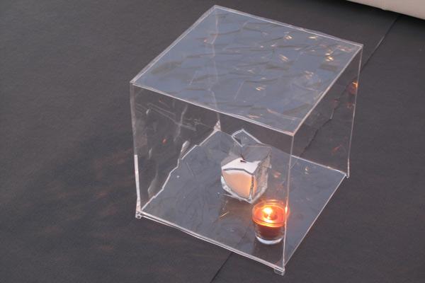 arredo in: cubo optic di kartell - Mobili Ingresso Kartell