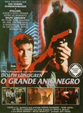 O Grande Anjo Negro Filmes Torrent Download capa