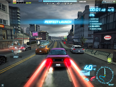 Need For Speed World - Perfect Launch