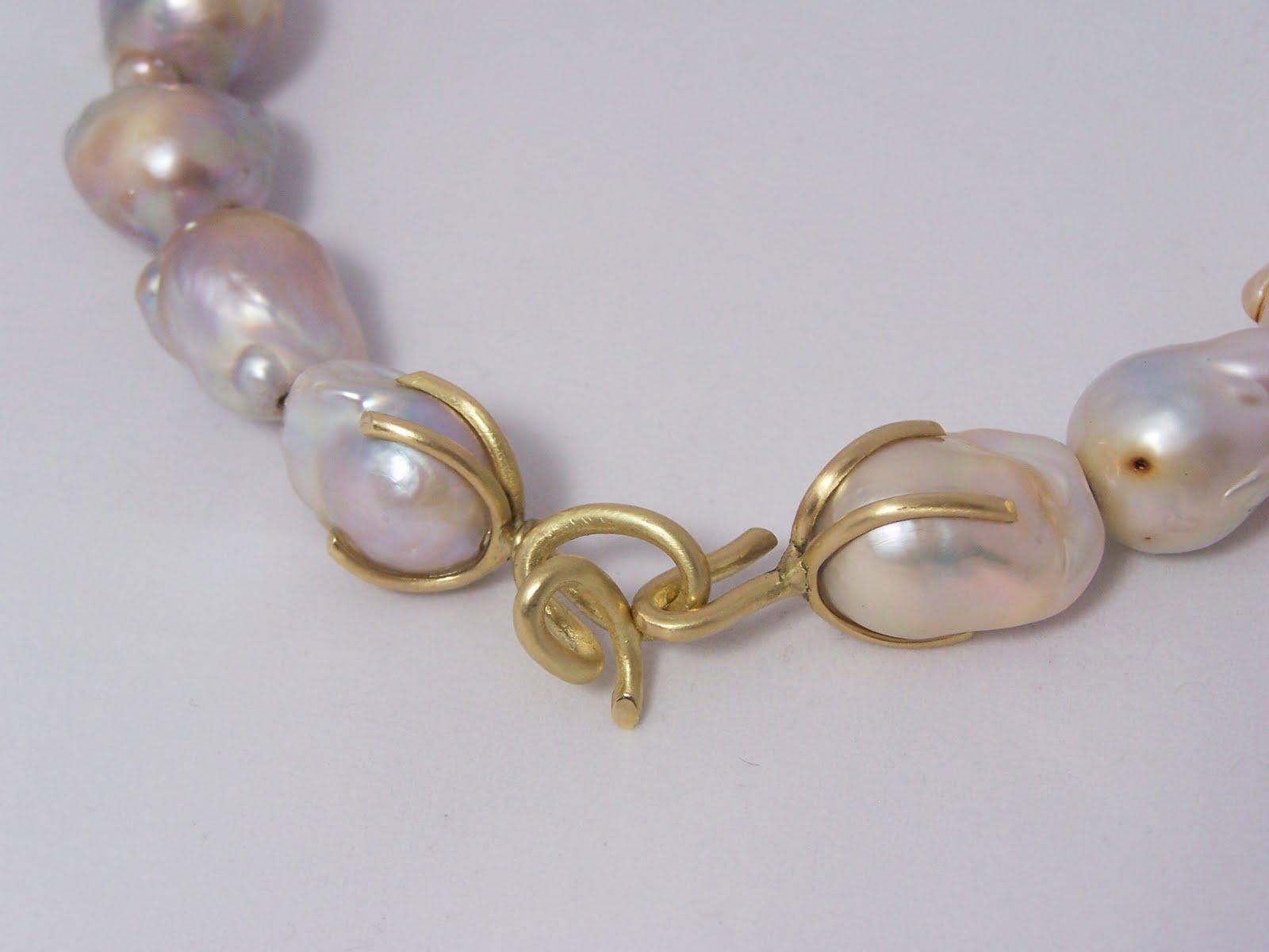 anluz joyas el collar de perlas