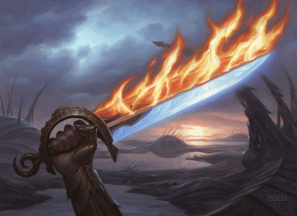 chris rahn sword of fire and ice sword of light and shadow