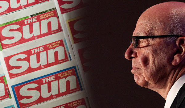 'Culture Of Illegal Payments' At The Sun