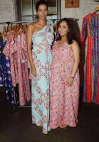 Manasvi Mamgai  looks cute at Nisha Sainani SS15 and Mrinalini collection launch, Mumbai
