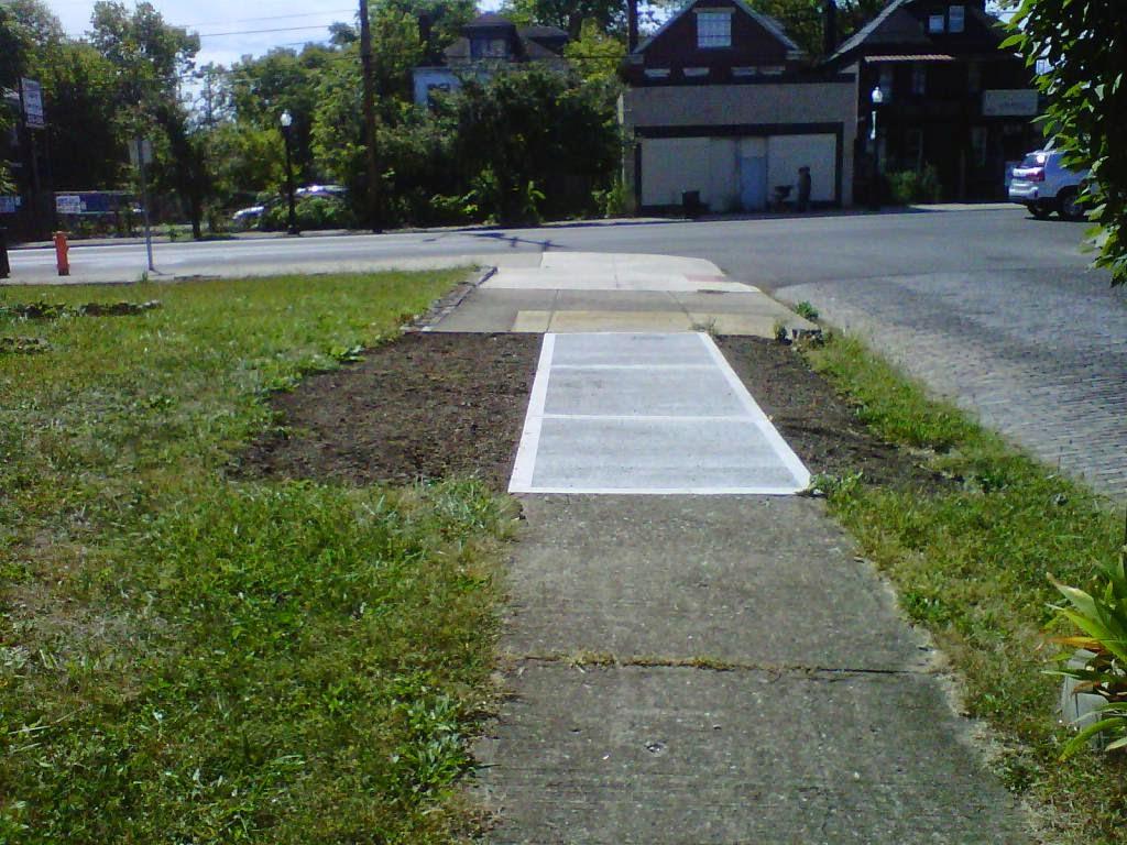Stoddart Avenue Community Garden Girl Power Rules as
