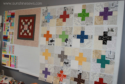 Crosses Quilt Blocks