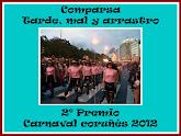 2012 - SEGUNDO PREMIO