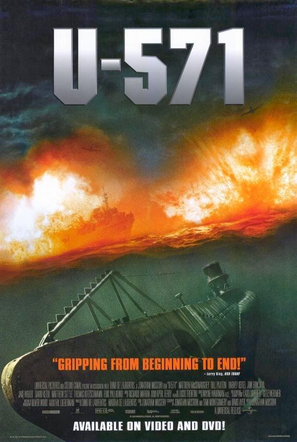U-571 filmin afisi