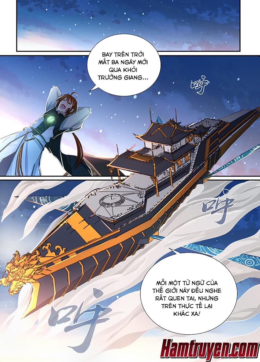 Thiên Cơ Tam Quốc chap 9 - Trang 2