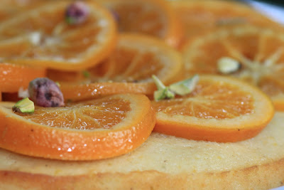 Taco Tuesday: Olive-Oil Cake with Candied Orange