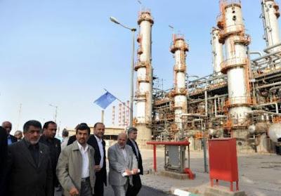 la proxima guerra refineria petroleo iran abadan misil eeuu
