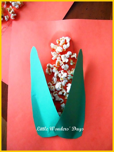 popcorn craft