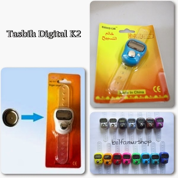 Tasbih Digital, Tasbih Digital Jari, Tasbih Digital Elektronik, Tasbih Digital Mini, Tasbih Digital Counter, Tally Counter