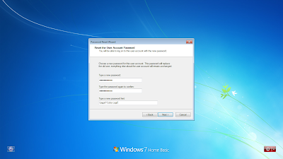 Cara Mengatasi Masalah Lupa Password User di Windows 7