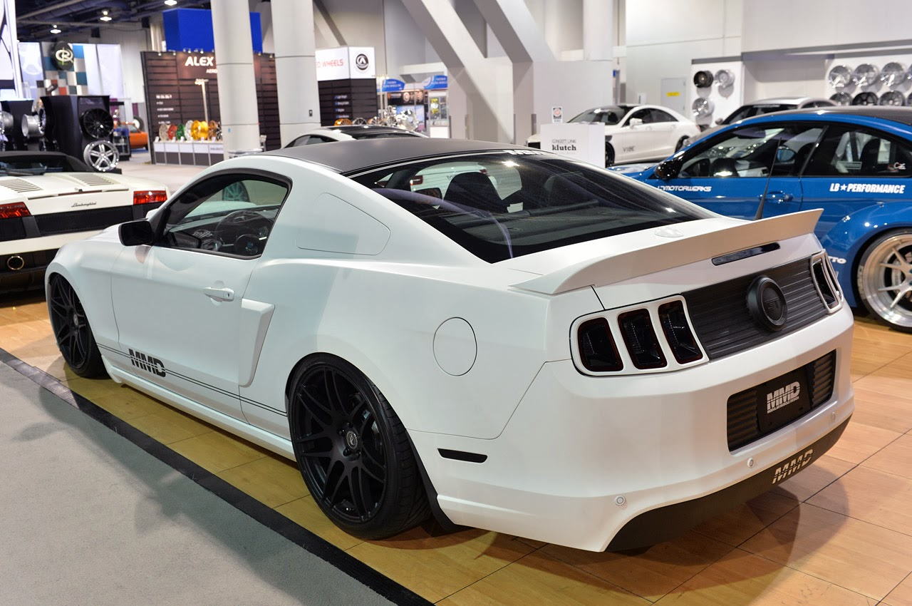 Muscle Design 2014 Ford Mustang