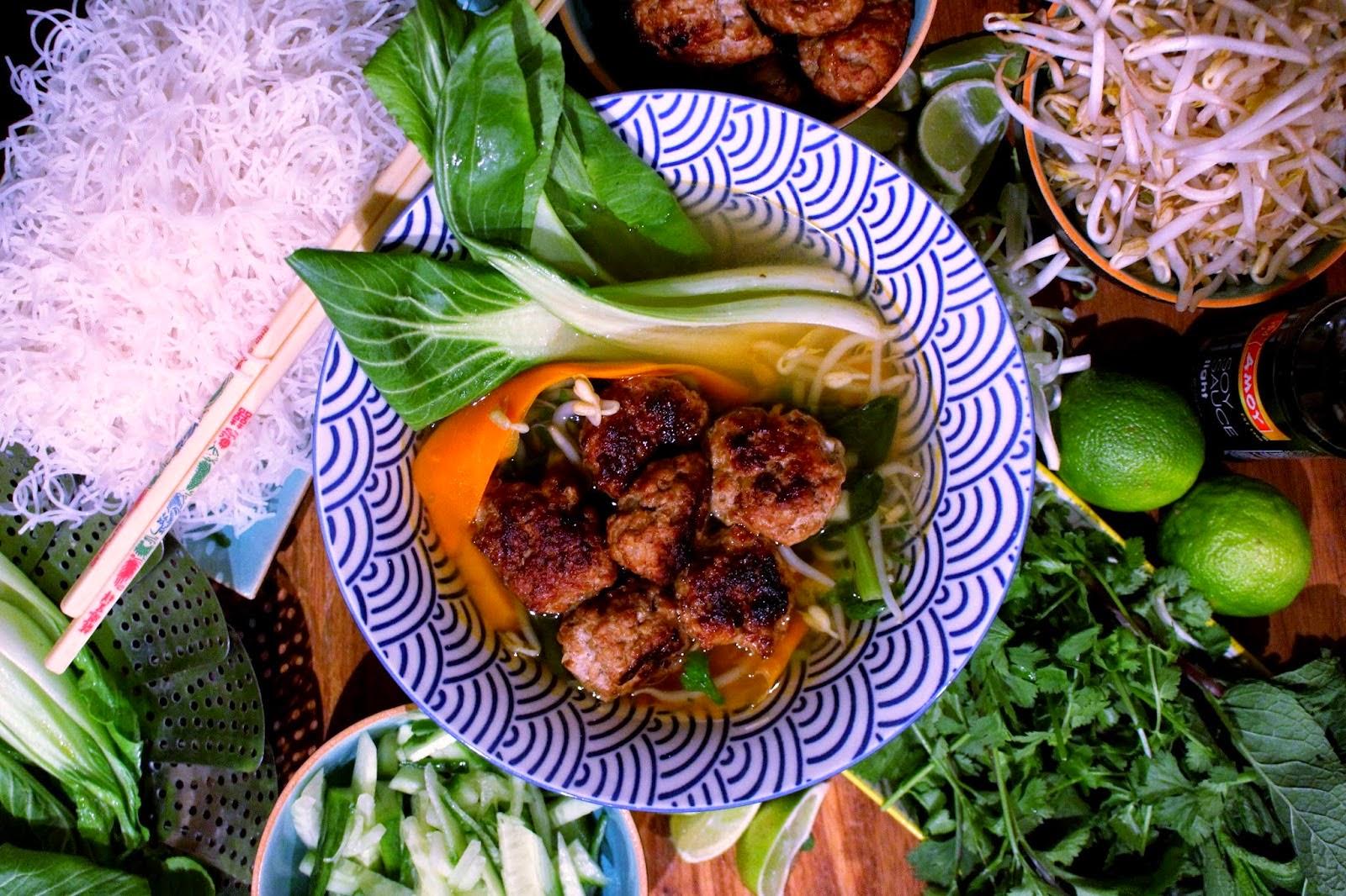 Vietnames Bun Cha