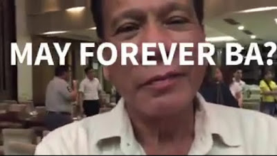 Duterte on Forever