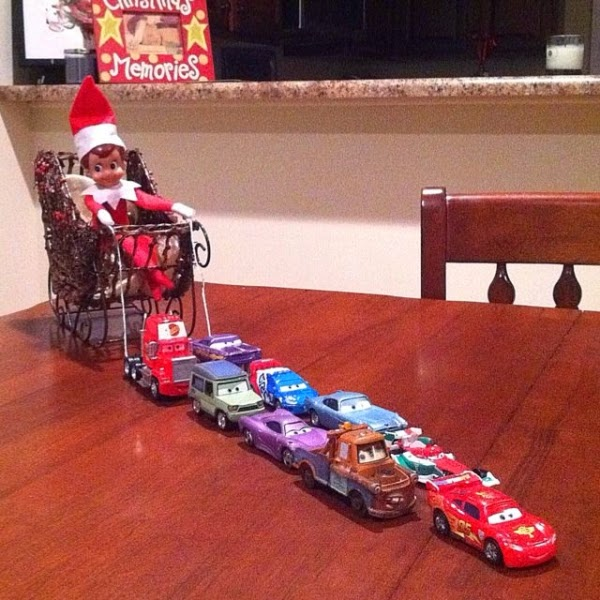 Perry Auto Group: Unique Elf on the Shelf Ideas For Kids