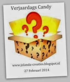 Candy bij Jolanda