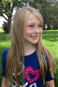 Kelly Grace  11 years old