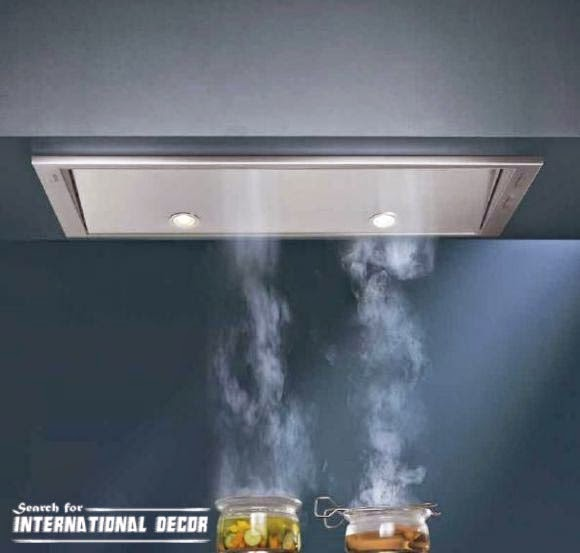 Choice for kitchen hoods, kitchen hood
