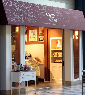 Minneapolis Bakery in the Skyway - Cocoa & Fig
