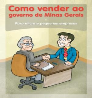 Cartilha como vender para o Governo de Minas - PDF