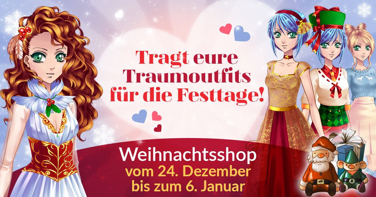 A M O R I S S I: Weihnachtsshop 2015