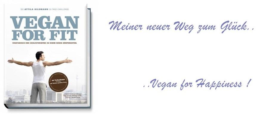Vegan zum Glück!