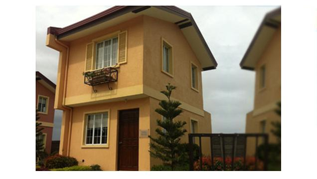 Marga Two Storey House in Camella Montserrat Lapu lapu