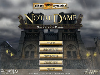 Hidden Mysteries: Notre Dame [FINAL]