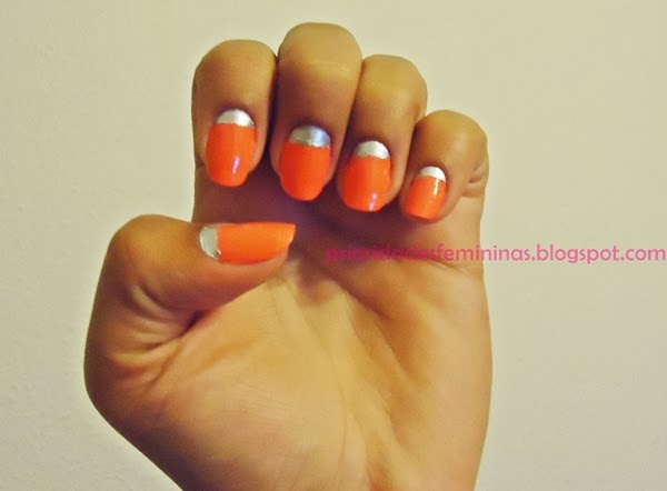 nail art salão