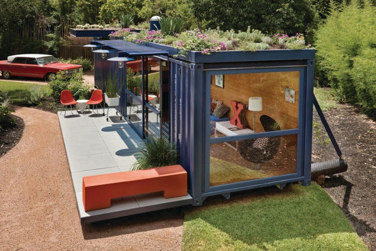 Shipping Container Home Designs 750 x 500