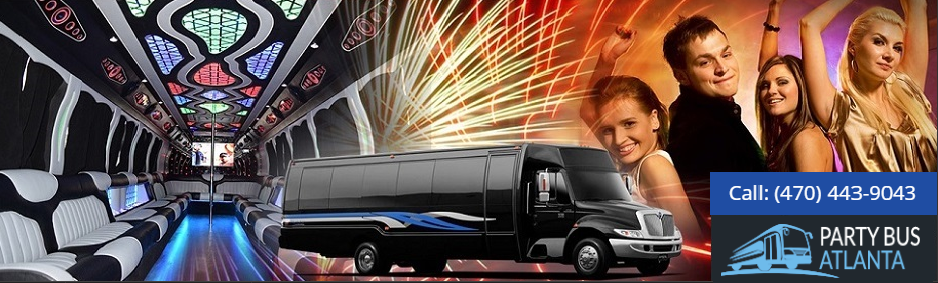 Party Bus Atlanta Rental