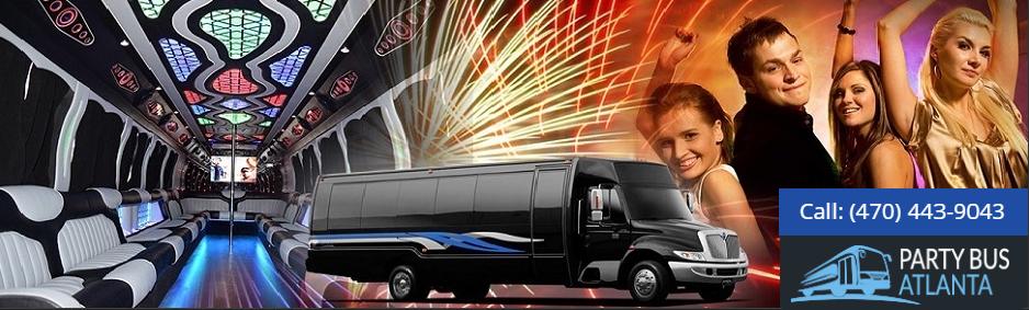 Party Bus Atlanta Rental