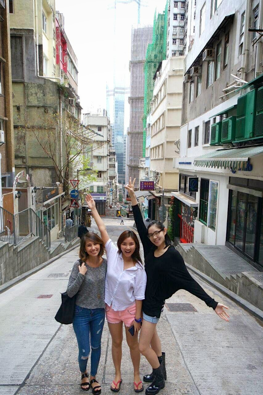 The Bushbaby Speaks: Hong Kong: How to Find Tranquility In The ...