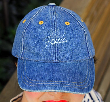FCUK Denim Cap