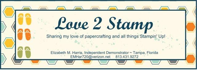Love 2 Stamp