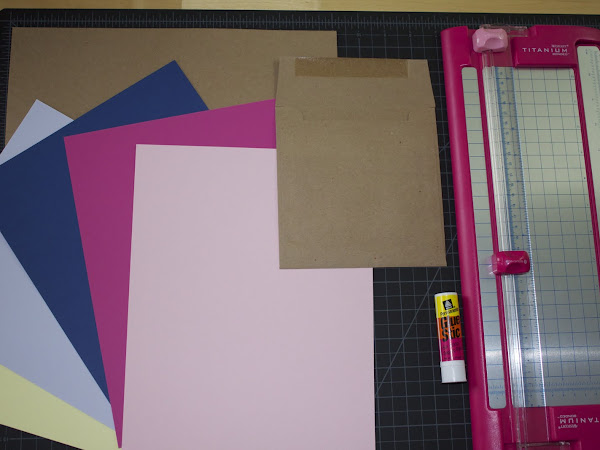 Homemade Invitations and Stationery