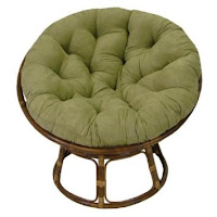 round futon chair