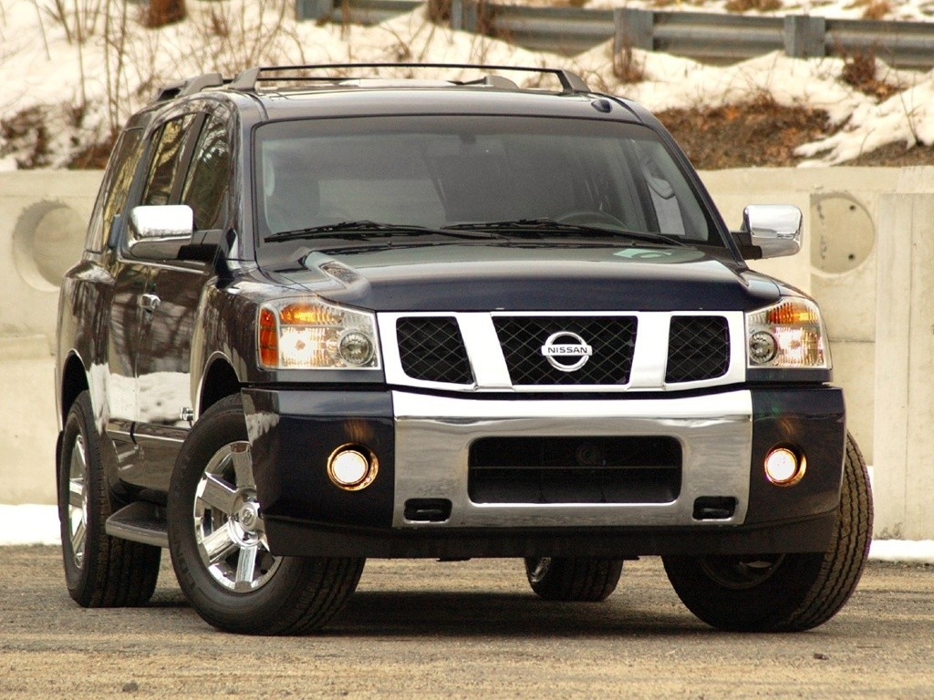 The 2011 Nissan Armada Is A Large Sized SUV With A Robust Engine That  Translates Into A Powerful Vehicle With An Impressive Towing Capacity.