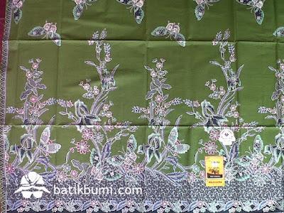Kain batik cibulan Unggul Jaya
