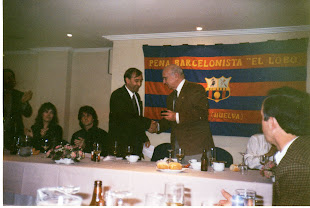 1995 Tercer viaje a Barcelona