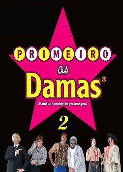 Primeiro as Damas 2 – Nacional – Online