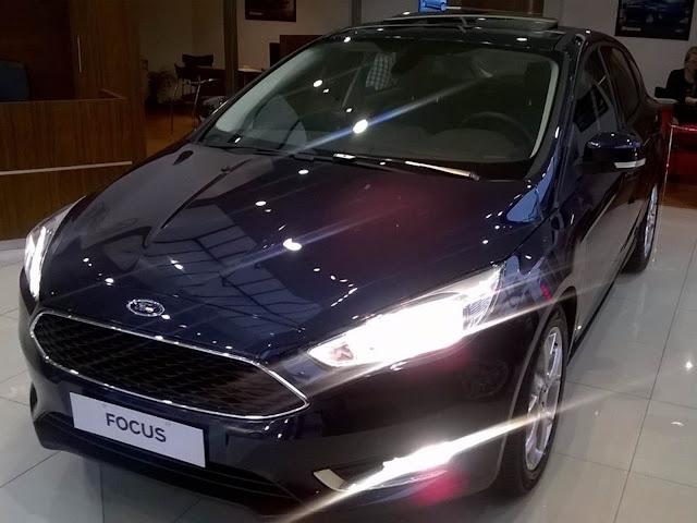 Novo Focus 2016 SE 1.6 MT