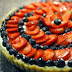 Strawberry Blackberry Fruit Tart