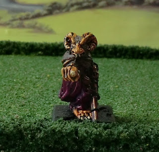 Skaven Character Sorcerer Engineer